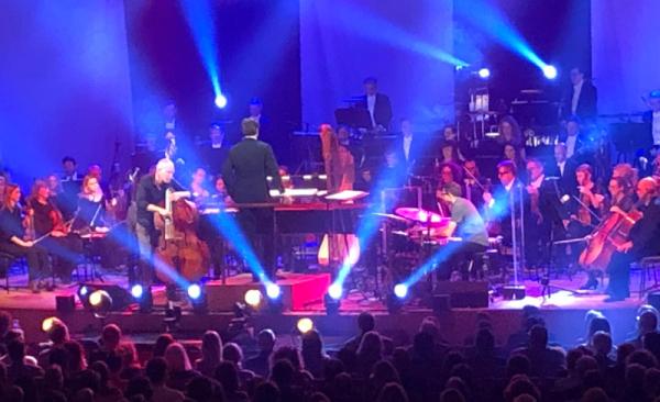 Avishai Cohen with Gothenburg Orchestra