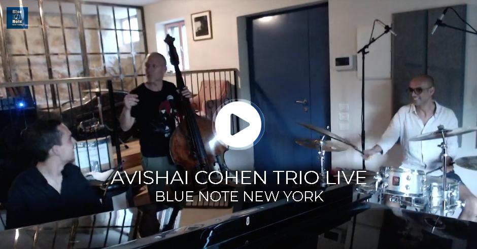 Avishai Cohen Trio - Live at Blue Note