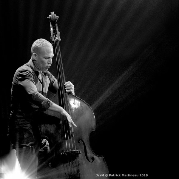 Avishai Cohen with bass